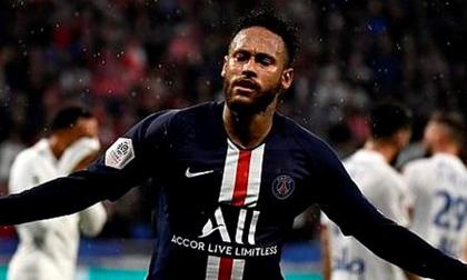 Bị CĐV Lyon thóa mạ, Neymar vẫn có lời đáp trả đanh thép