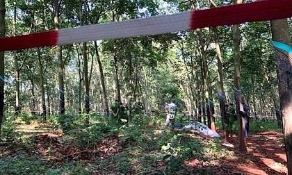 Thiếu nữ 16 tuổi nghi bị hiếp dâm, chết trong rừng cao su