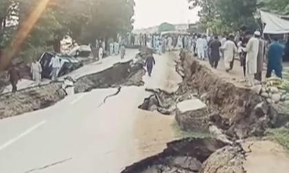 Động đất tại Pakistan khiến hơn 100 người thương vong