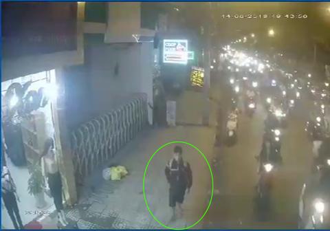 Truy tìm nghi can giết tài xế xe ôm cướp tài sản ở Sài Gòn - 1