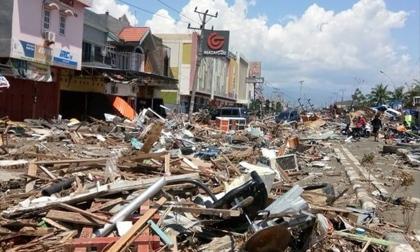 Động đất rung chuyển Indonesia, 20 người chết