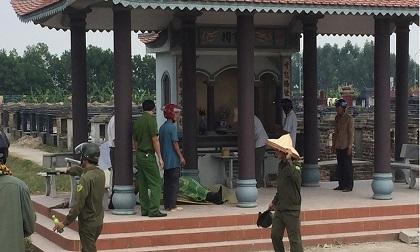 Hưng Yên: Nam công nhân tử vong bất thường tại nghĩa trang