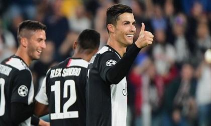 Ronaldo nổ súng giúp Juventus có chiến thắng 3 sao