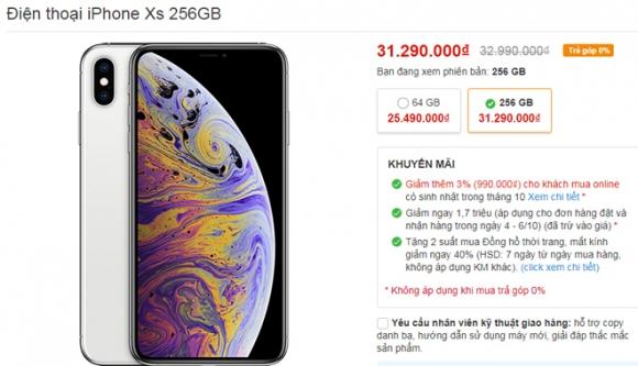 """Top smartphone giảm giá """"sốc"""" tuần này - 1"""