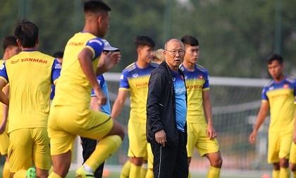 HLV Park Hang Seo chốt danh sách U22 Việt Nam đấu UAE