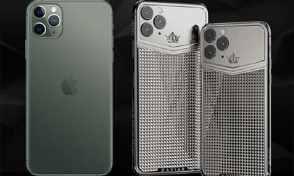 Camera iPhone 11 Pro đẹp xuất sắc khi độ mặt lưng