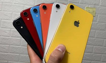 iPhone XR khóa mạng ồ ạt về Việt Nam, giá hơn 8 triệu đồng