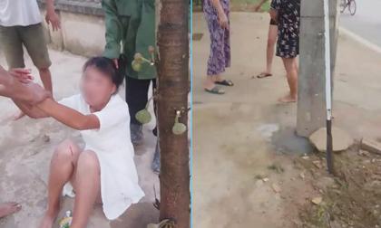 Công an làm rõ thông tin người phụ nữ bắt cóc trẻ con, chém người truy đuổi ở Phú Thọ