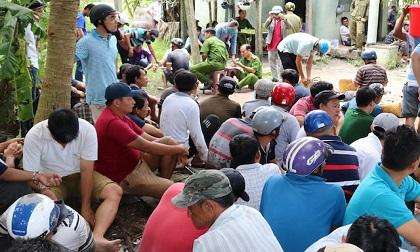 Cảnh sát bắt 92 người đá gà ăn tiền ở Trà Vinh