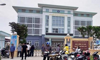 Bảo vệ bảo hiểm xã hội huyện nghi bị sát hại tại trụ sở