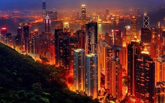 Check-in những địa điểm 'chanh xả' đẹp như bồng lai tiên cảnh tại 'thành phố không bao giờ ngủ' Hong Kong - 1
