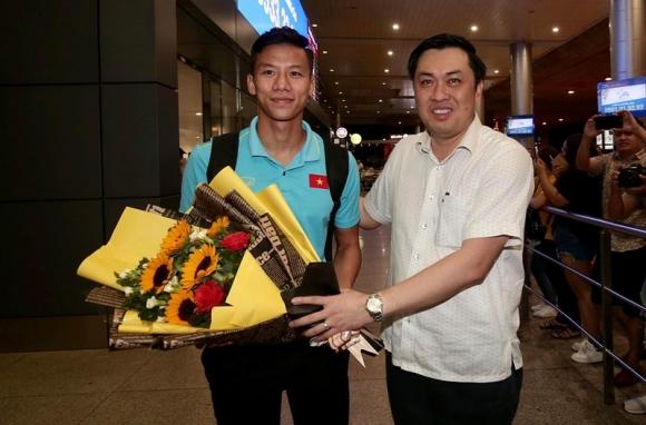 Thầy trò Park Hang-seo về nước, quyết thắng UAE và Thái Lan  - ảnh 3