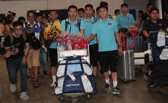 Thầy trò Park Hang-seo về nước, quyết thắng UAE và Thái Lan  - ảnh 5