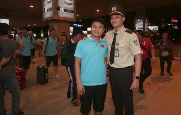 Thầy trò Park Hang-seo về nước, quyết thắng UAE và Thái Lan  - ảnh 8