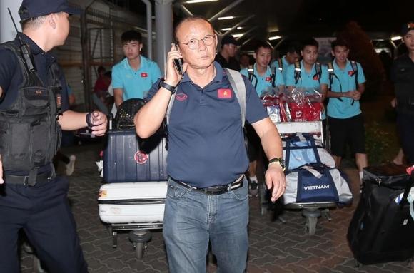 Thầy trò Park Hang-seo về nước, quyết thắng UAE và Thái Lan  - ảnh 9
