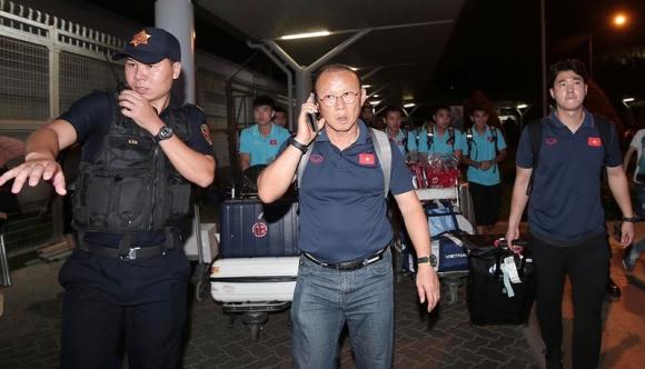 Thầy trò Park Hang-seo về nước, quyết thắng UAE và Thái Lan  - ảnh 13