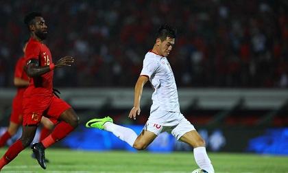 Tuyển Việt Nam lên đỉnh bóng đá Đông Nam Á