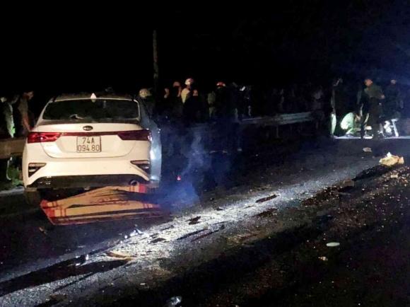 Vụ 2 vợ chồng và con trai chết thảm: Tài xế ôtô đã trình diện công an - 2