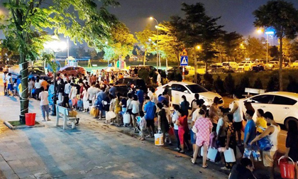 Hà Nội sẽ công khai kết quả xét nghiệm nước hàng ngày để dân biết