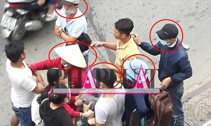 Băng móc túi ở khu vực Suối Tiên: Ngang nhiên móc túi, đánh người