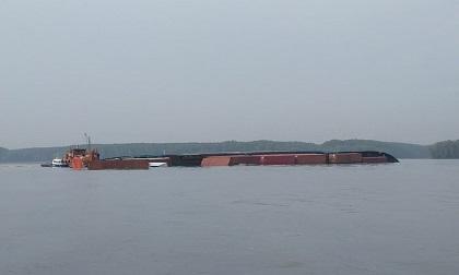 Cứu sống 17 thuyền viên trong vụ chìm tàu VIETSUN INT