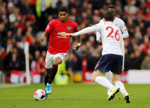 Man Utd chặn đứng chuỗi trận thắng của Liverpool