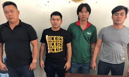 Nhóm côn đồ xông vào đập phá quán nhậu ở Đà Nẵng gây thiệt hại 25 triệu đồng đã ra đầu thú
