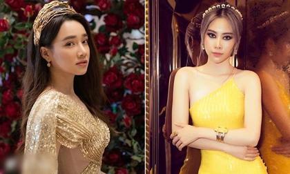 Nhã Phương và Nam Em từng có không ít màn 'đụng độ' style, ai cũng đẹp nhưng so sánh hơn thua lại quá cách biệt