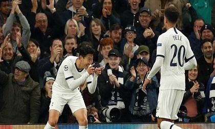 Son Heung-min lập cú đúp, Tottenham tìm lại niềm vui chiến thắng