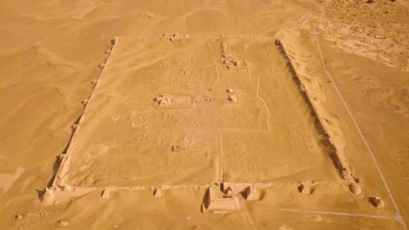Hải Thành - tòa thành cổ như bị