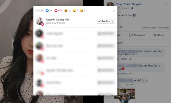 Xuất hiện bằng chứng Quang Hải hẹn hò với hot girl xinh đẹp, nổi tiếng trên cả báo Trung-5
