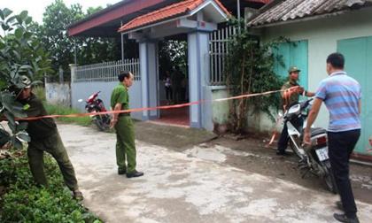 Vụ con gái phát hiện bố nằm gục trước nhà: Nghi bị trộm đâm chết