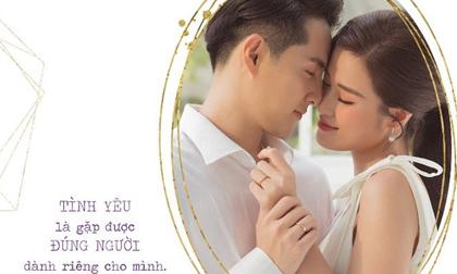 Đông Nhi - Ông Cao Thắng khiến fans sốt xình xịch với ngôn tình thanh xuân trước đám cưới