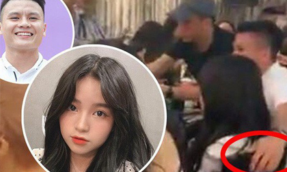 Xuất hiện bằng chứng Quang Hải hẹn hò với hot girl xinh đẹp, nổi tiếng trên cả báo Trung