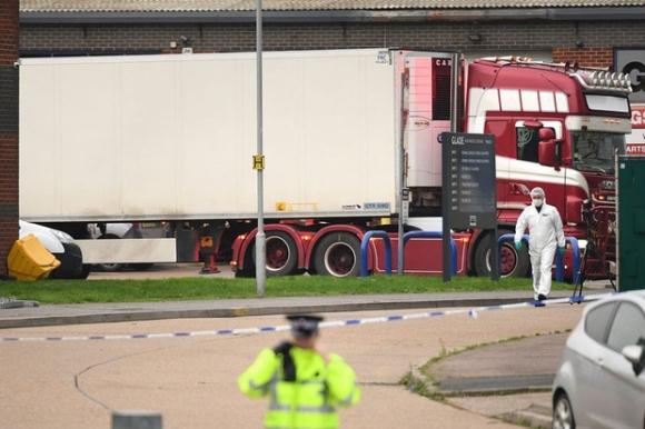 Vụ 39 thi thể trong container: Các nạn nhân thiệt mạng có thể không phải do chết cóng