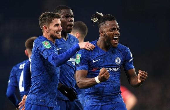 Rashford lập cú đúp, MU hạ đẹp Chelsea ngay tại Stamford Bridge - 1