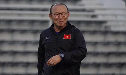 Hà Nội ẵm Cúp Quốc gia, lạ chưa thầy Park vui hơn cả bầu Hiển
