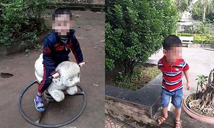 Cháu bé 4 tuổi bị đuối nước sau khi mất tích