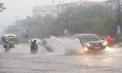 Dự báo thời tiết 3/11, áp thấp trên Biển Đông, miền Trung mưa lớn