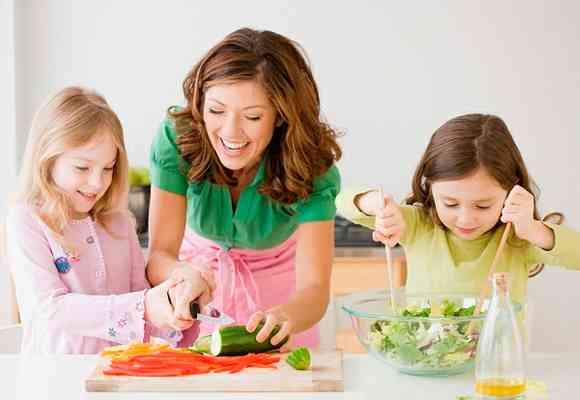 4 nguyên tắc giúp nuôi con nhàn tênh - 1