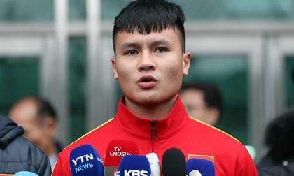 Quang Hải: 'Cầu thủ Việt Nam tiến bộ nhờ thầy Park'