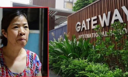 Bà Nguyễn Bích Quy, người đưa đón bé trai trường Gateway làm đơn từ chối luật sư