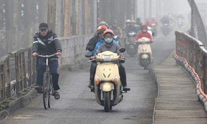 Dự báo thời tiết ngày 20/12: Không khí lạnh tràn về, miền Bắc chìm trong mưa rét