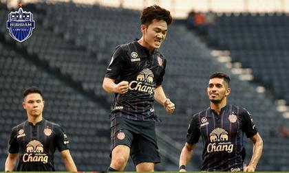 Clip: Cận cảnh siêu phẩm giúp Xuân Trường nhận giải bàn thắng đẹp nhất Thai League