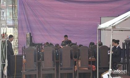 6 bị cáo bị đề nghị án tử hình trong vụ nữ sinh giao gà