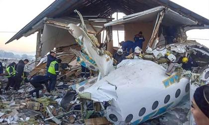 Lời kể của nhân chứng sống sót trong vụ tai nạn máy bay chở 98 người