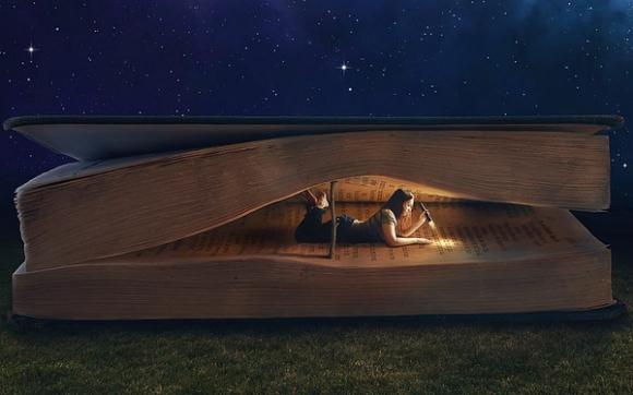 '. Đột phá chào 2020 dành cho người lười: 5 bí kíp đọc 100 cuốn sách dễ như ăn cơm trong vòng 1 năm .'