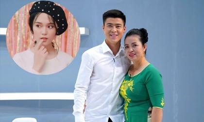Mẹ Duy Mạnh: 'Quỳnh Anh nết na, dịu dàng và không tiểu thư'