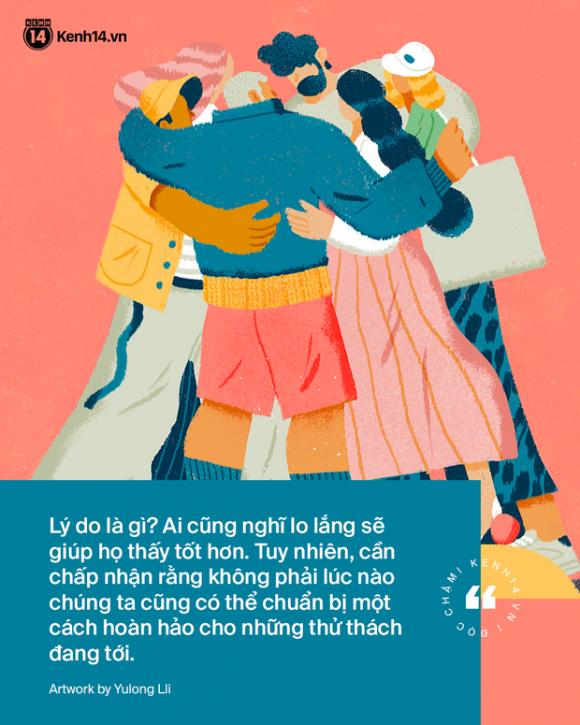 '. 8 bài học để sống tử tế hơn với bản thân: 2020 khởi đầu của một thập kỷ, hãy sống cho mình trước tiên .'