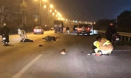 Quái xế tông trung úy CSGT tử vong: Xem xét xử ký hành vi giết người